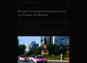 taxisnuevaimagen.com.mx