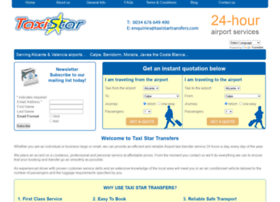 taxistartransfers.com