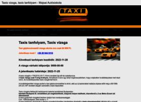 taxisvizsga.hu