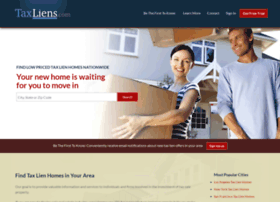 taxliens.foreclosure.com