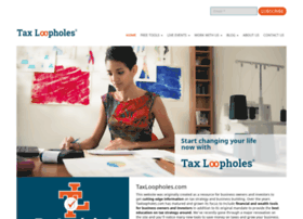 taxloopholes.com