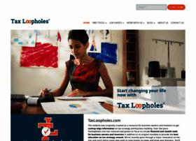 taxloopholes.com