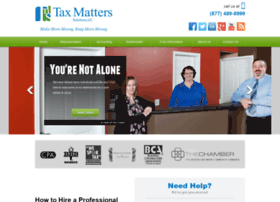 taxmatterssolutions.com