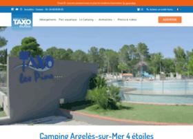 taxo-les-pins.com