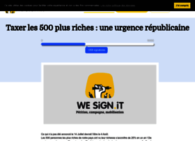 taxonsles500plusriches.wesign.it