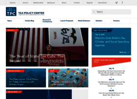 taxpolicycenter.org