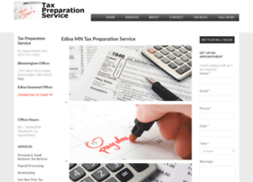 taxpreparationservicemn.com