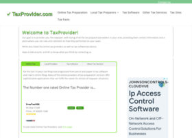 taxprovider.com