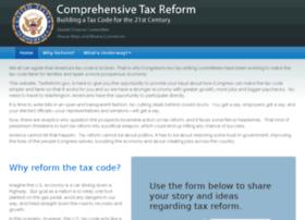 taxreform.gov