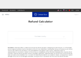 taxrefundcalculator.global-blue.com