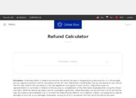 taxrefundcalculator.global-blue.com