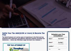 taxreliefsystems.net