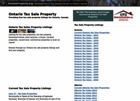 Taxsaleproperty.org