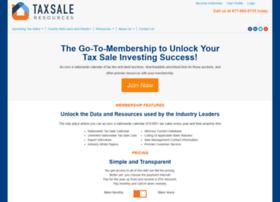 taxsaleresources.com
