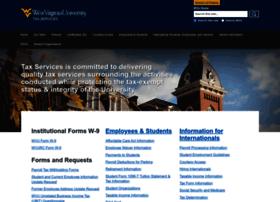 taxservices.wvu.edu