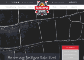 taxslayerbowl.com