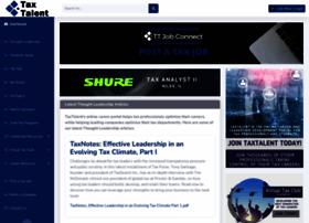 Taxtalent.com