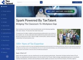 taxtalentcampus.com