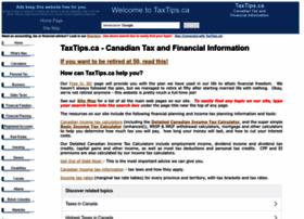 taxtips.ca