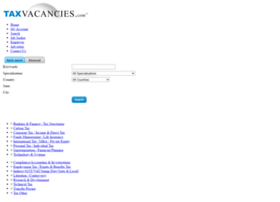 taxvacancies.com