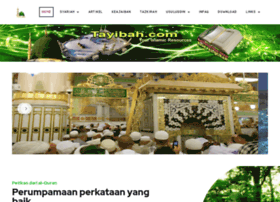 tayibah.com