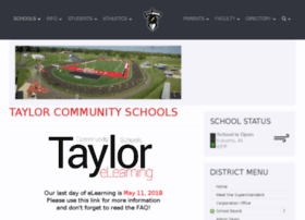 taylor.k12.in.us