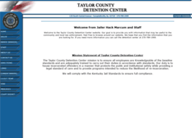 taylorcountydetention.com