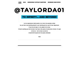 taylorda01.weebly.com