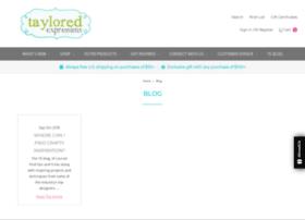 tayloredexpressions.blogspot.com