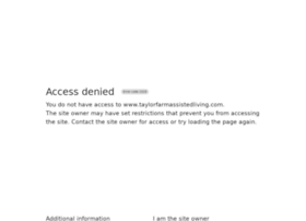 taylorfarmassistedliving.com
