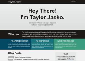 taylorjasko.com