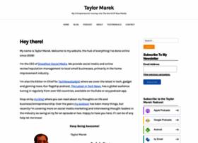 taylormarek.com