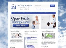 taylormasontraining.co.uk