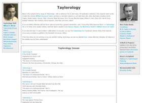 taylorology.com