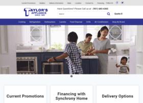 taylorsappliance.siteontime.com