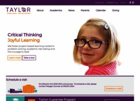 taylorschool.org