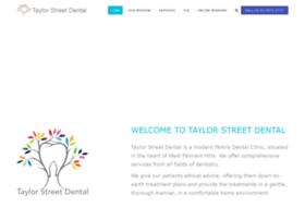 taylorstreetdental.com