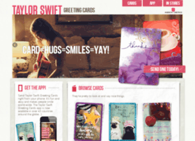 taylorswiftcards.com
