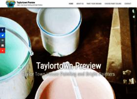 taylortownpreview.com