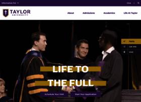 tayloru.edu