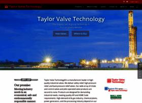 taylorvalve.com