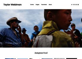 taylorweidman.com