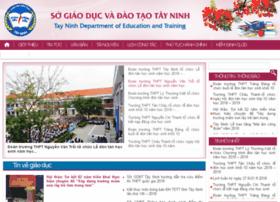 Tayninh.edu.vn