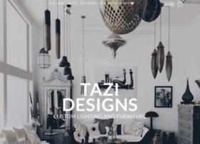 tazidesigns.com