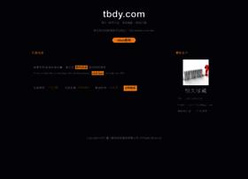tbdy.com
