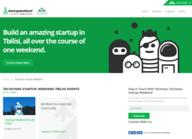 tbilisi.startupweekend.org