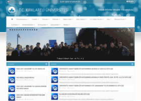 tbmyo.kirklareli.edu.tr
