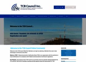 tcbcouncil.org