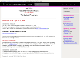tcc2015program.wikispaces.com