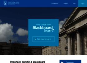 tcd.blackboard.com